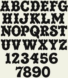Choose from a large assortment of unique Western style fonts that have been hand-crafted by talented designers. Creative Lettering, Lettering Styles, Lettering Design, Vintage Typography, Typography Letters, Alphabet Fonts, Printable Letters, Calligraphy Fonts, Letterhead