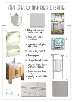 The House that Will | Master Ensuite: Design Plans