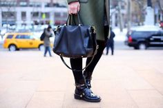 From NYFW '14 // great combinations