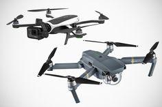 DJI Mavic Pro vs. GoPro Karma: Welche Drohne lohnt sich für wen? ⊂·⊃ CURVED.de