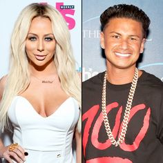 """Aubrey O'Day and Jersey Shore alum Pauly D are dating, Us Weekly can confirm.  """"We connect in a really interesting way,"""" O'Day, 31, told E! News.  O'Day and Pauly D — who both got their start on MTV — first hit it off in 2015 on the E! reality show Famously Single."""