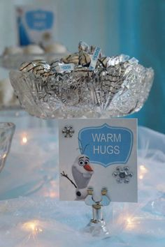 all white party Frozen Birthday Party Ideas Frozen 3rd Birthday, Olaf Party, Frozen Themed Birthday Party, Elsa Birthday, Winter Birthday, 4th Birthday Parties, 5th Birthday, Birthday Ideas, Frozen Themed Food