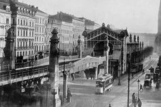 The Glorious Past of Berlin's Subway and Train Stations