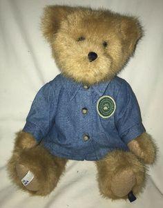 Boyds Bears 2004 FOB Kit new Beary Jam Frank Oscar Barney Stu Bowl Pin Plush