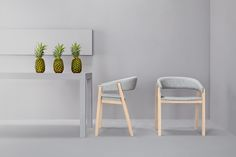 Oslo chair by Studio Missana & Masquespacio