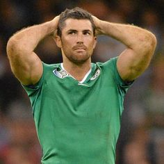 Hot Rugby Players, Football Players, Irish Rugby, Australian Football, Rugby Men, Handsome Faces, Handsome Guys, Beefy Men, Sport Man
