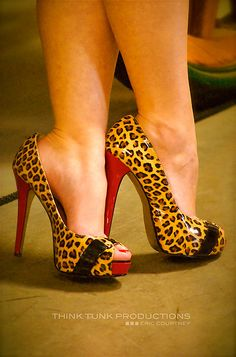 Dottie - Leopard Shoes by Think Tunk, via Flickr