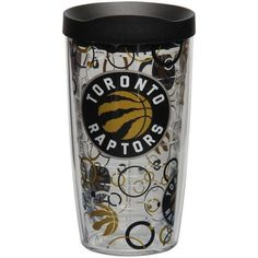 Toronto Raptors Tervis 16oz. Bubble Up Wrap Tumbler With Lid