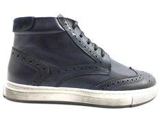 #BrunoVerri #sneakers #pelle #uomo #ZOOODE