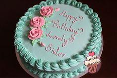 Cake Designs Images And Birthday Cake Photos Vanilla Fresh Cream Cake 51 Cake Designs Images Hd Cake Decorating Frosting, Cake Decorating Designs, Cake Decorating Videos, Cake Decorating Techniques, Cake Designs, Cake Icing, Buttercream Cake, Cupcake Cakes, Cupcakes