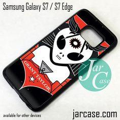 Alien Workshop Skateboard 2 Phone Case for Samsung Galaxy S7 & S7 Edge