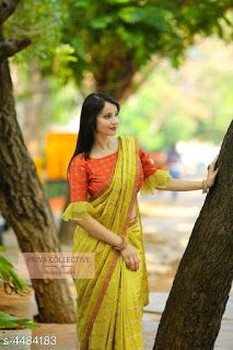 Excited to share the latest addition to my shop: Parrot colore Bollywood Style Designer saree party wear saree Indian saree wedding wear saree exclusive Saree Saree Jacket Designs, Pattu Saree Blouse Designs, Saree Blouse Patterns, Designer Blouse Patterns, Designer Dresses, Designer Sarees, Simple Blouse Designs, Stylish Blouse Design, Sleeves Designs For Dresses