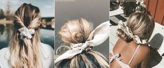 How To Wear The Scrunchie Trend | sheerluxe.com