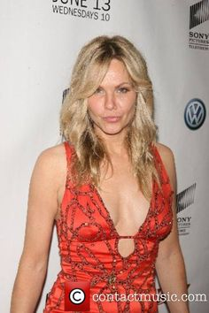 """4th season screening of """"Rescue Me"""" at AMC Empire 42nd street. Andrea Roth Actresses"""