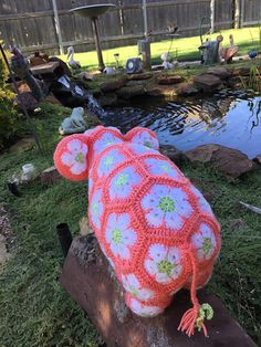 Ravelry: Andersoncat's African Flower Elephant