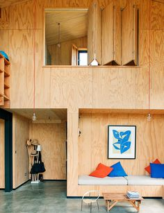Auckland architect designed his family home around the essentials