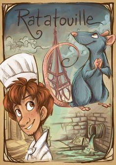 Ratatouille #Disney #Pixar
