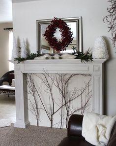 fireplace diy installation - Поиск в Google