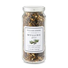 Williams Sonoma Mulling Spices