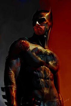 Batman by axlsalles on deviantART Comic Book Characters, Comic Character, Comic Books Art, Comic Art, Superhero Characters, Batman Poster, Batman Artwork, Batman Wallpaper, Dc Comics Art