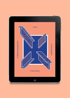 A different way of looking at Typography, Tilt is a magazine for Type lovers, students, designers or just curious about how Type works. Made in collaboration with Francisca Torres.