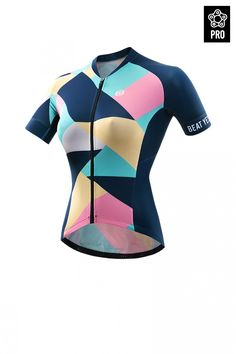 Cool Ladies Cycling Jersey High Quality Sublimation Printing 10c5f01d0