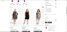 Responsive Store for Puffy Ladies PrestaShop Theme 1.5