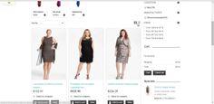 Responsive Store for Puffy Ladies PrestaShop Theme 1.5