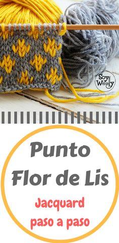 Knitting Basics, Knitting Stiches, Knitting Charts, Hand Knitting, Knitting Patterns, Crochet Patterns, Crochet Baby, Knit Crochet, Knit Art