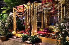 Stunning Indian garden