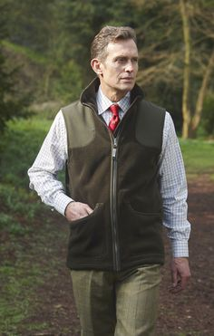 This exceedingly stylish Schoffel #shooting vest has been tailored to offer supreme comfort in the #field.