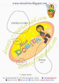 Miss Dorita: Portalapices