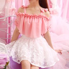 63 New Ideas For Dress Cute Kawaii Products Harajuku Fashion, Kawaii Fashion, Lolita Fashion, Cute Fashion, Girl Fashion, Fashion Dresses, Ddlg Outfits, Girly Outfits, Cute Outfits