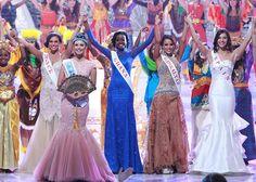 La española Elena Ibarbia, entre las cinco mujeres más bellas en Miss Mundo 2013