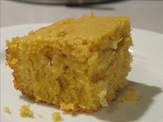 The Perfect Cornbread from Food.com: I got this recipe from America's Test Kitchen. I saw them make it on TV and decided to try it myself. It turned out great, just as they said it would. So why should you try it? It's the perfect combination of a sweet and savory cornbread that will please everyone.