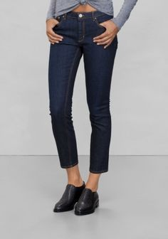 & Other Stories | Cropped Skinny Jeans