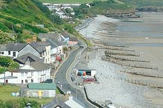 Amroth, West Wales - not far from me Pleasant Valley, Seaside Towns, Places Of Interest, British Isles, South Wales, Welsh, Fathers, Places Ive Been, Beaches