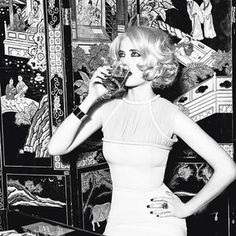 Démon et merveille, Eva Green.