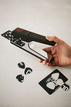 Guitar Pick Punch - Urban Outfitters