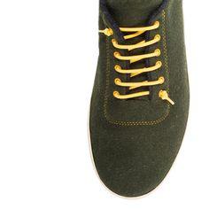 Army Green Baabuk Urban Wooler