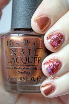 Pre-Valentine's Pretties: OPI's Sprung with Blue-Eyed Girl Lacquer's Idealistic Future