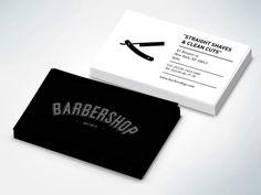 The Barbershop by Vizinno , via Behance