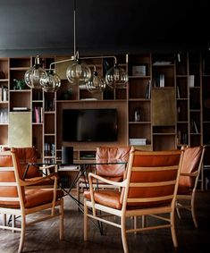 RUBN - Crafted in Sweden built by hand Lobby Bar, Lobbies, Terrace, Restaurant, Dining, Building, Room, Chandeliers, Furniture