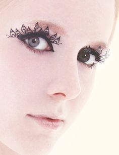 Another great eyelash design