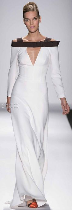 Carolina Herrera Spring 2014 New York Fashion Week » bcr8tive