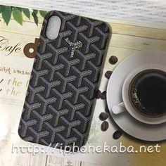 アイフォン ケース goyadr iphone8  ケース ゴヤール 携帯ケース iphone7 ペアケース カップル