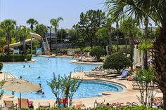 Windsor Hills Pool, Orlando Vacation Homes
