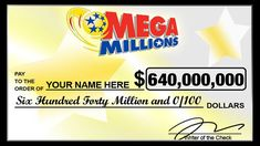 Mega Millions tickets are sold only as annuity tickets, which means equal ...