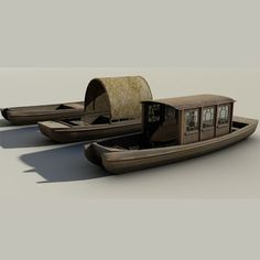 Chinese Boats Model available on Turbo Squid, the world's leading provider of digital models for visualization, films, television, and games. Ching Shih, Chinese Boat, Boat Projects, Boat Art, Chawan, Tiny House Design, Water Crafts, Thesis, Ceramics