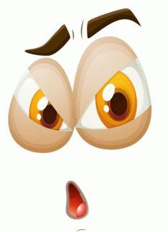 GIF - animiertes Bild,  Smiley Gesicht.......